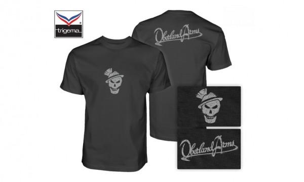 OBERLAND ARMS Lifestyle T-Shirt Big Sepp black/gray