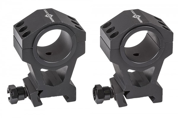 SIGHTMARK Tactical Mounting 30mm/25,4mm Rings EXTRA HIGH