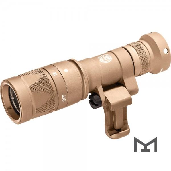 SUREFIRE M340V-TN-PRO MINI INFRARED SCOUT LIGHT® PRO 3-Volt w/ Z68 Tailcap