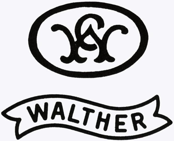 WALTHER Zella-Mehlis