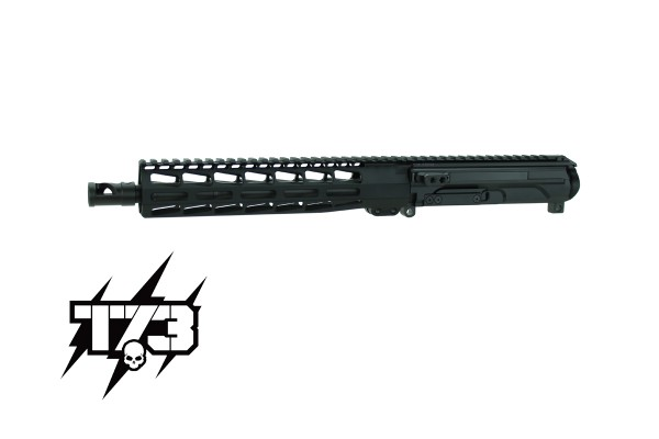 "TACTICAL 73 TAC-9 PCC 9X19 Side-Charging 10,5"" BLACK Wechselsystem"