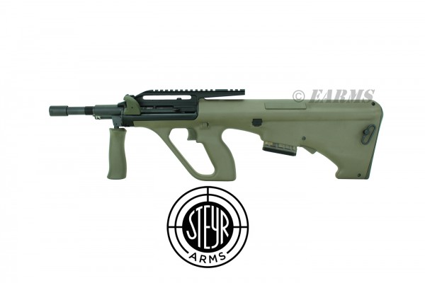 STEYR ARMS AUG-Z A2 oliv 417mm mit MG .223 REM