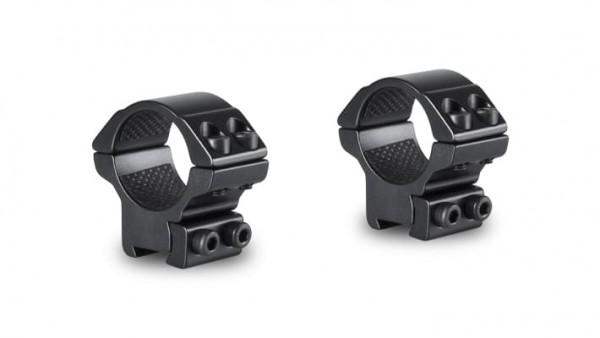 HAWKE Match Ringmontage 1 Zoll für 9-11mm Prismenschienen