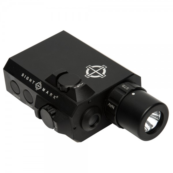 SIGHTMARK LoPro Flashlight / Green Laser Mini Combo