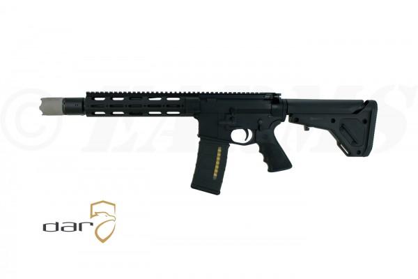 """DAR-15 BLACKOUT CQB .300 AAC 9"""" RTS"""