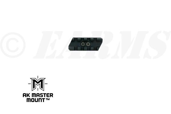 AK MASTER MOUNT™ Accessory Side Rail