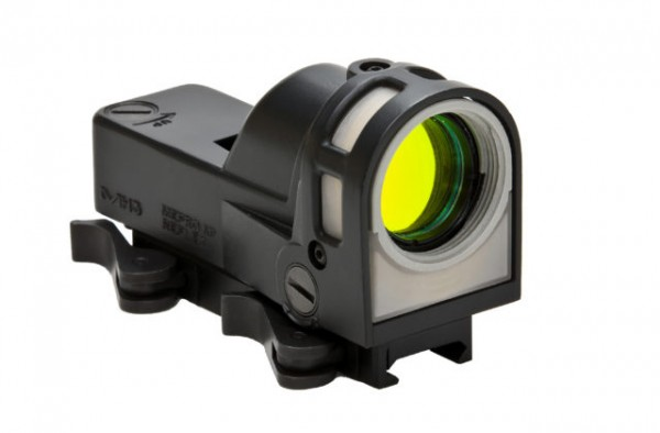 MEPROLIGHT M21 Day & Night Illuminated Reflex Sight - Absehen Triangle