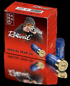 ROTTWEIL 12/70 SPECIAL TRAP 24g 2,4mm 25 Stk/Pkg
