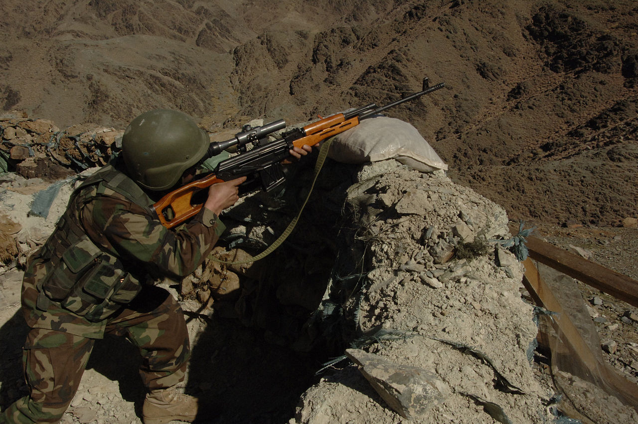 Afghan-National-Army-soldier-equipped-with-a-PSL-designated-marksman-rifle
