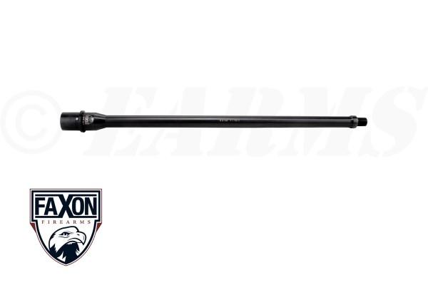 """FAXON 9X19 Light Tapered AR-15 Barrel 16"""""""