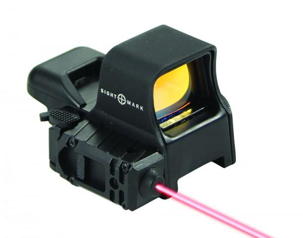 SIGHTMARK Ultra Dual* Shot Pro Spec Holosight NV QD Red