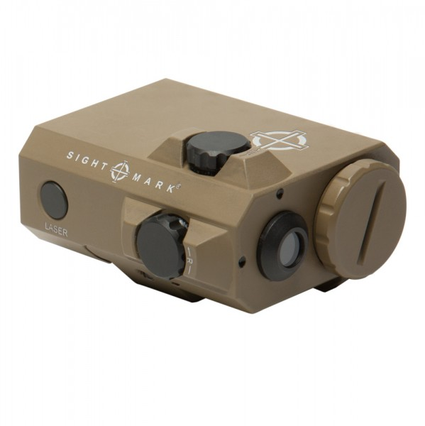 SIGHTMARK LoPro Mini Green Laser FDE