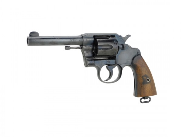 COLT Police Positive .38 Special 4 Zoll