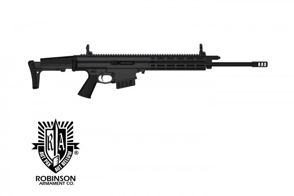 """ROBINSON XCR-M .308 WIN BLK 20"""""""