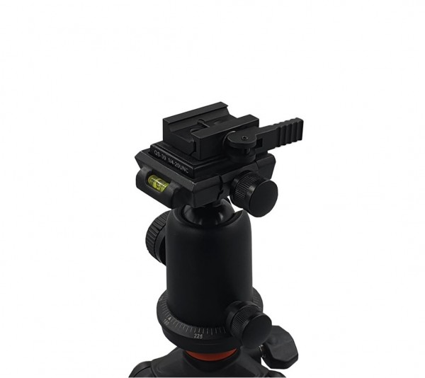TACTICAL EVO Universal TRIPOD Picatinny Adapter