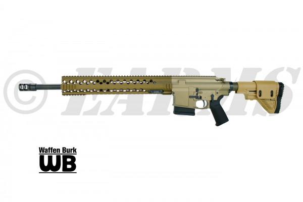 BURK BR-10 TRG28 Sniper Rifle 20'' 6,5 Creedmoor RAL 8000