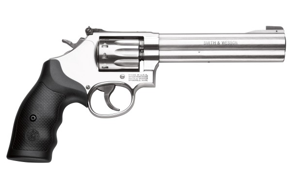 SMITH & WESSON K617 STS 6''.22lr