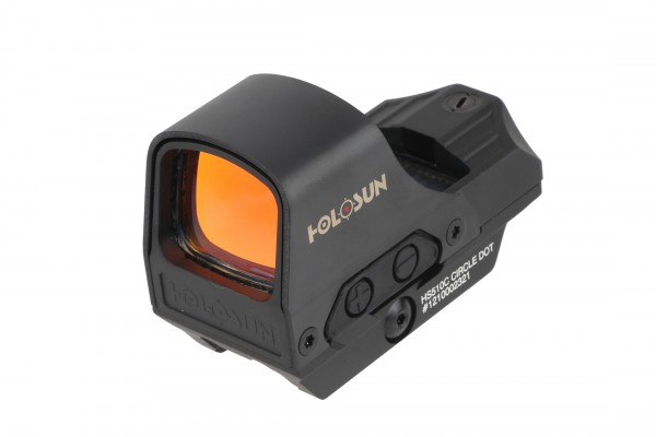 HOLOSUN HS510C SOLAR* Red Dot - 2 MOA