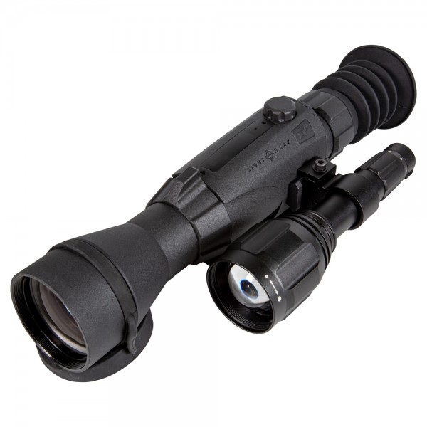 SIGHTMARK Wraith 4K MAX 3-24x50 Digital Day/Night Vision Riflescope