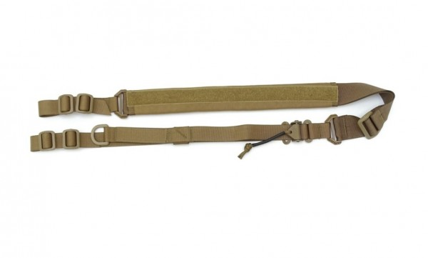OBERLAND ARMS Two Point Combat Sling FDE