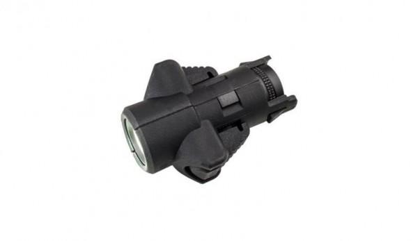 CAA Integral Front Flashlight 500 Lumen MCK® / MICRO 19