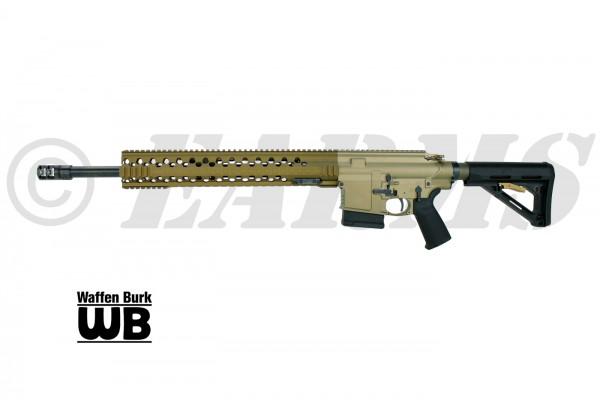 BURK BR-10 TR Sniper Rifle 20'' .308 WIN RAL 8000