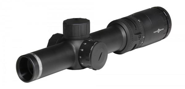 SIGHTMARK Pinnacle 1-6x24 .300 AAC Riflescope FFP