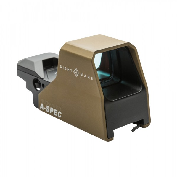 SIGHTMARK Ultra Shot A-Spec FDE