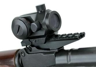 SINO DEFENSE AK47 Rear Sight Picatinny Mount