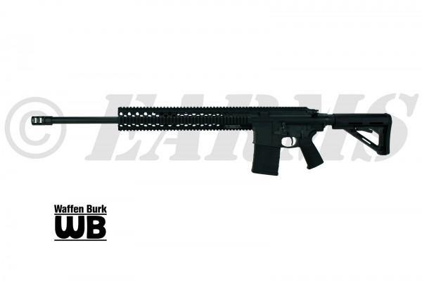BURK BR-10 VR Sniper Rifle 24'' .308 WIN