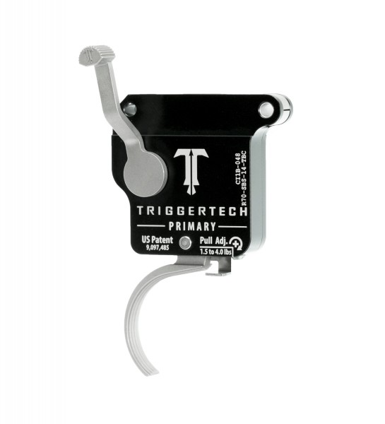 TRIGGERTECH Rem700 Primary Stainless Steel Curved