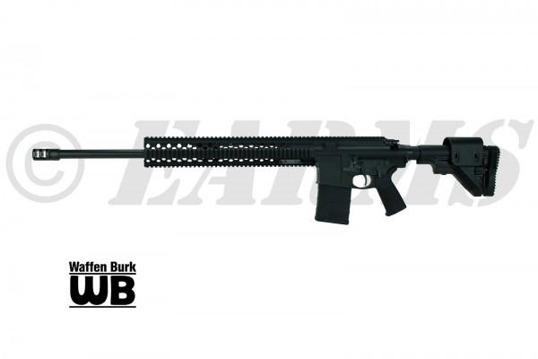 BURK BR-10 VRG28 Sniper Rifle 24'' 6,5 Creedmoor