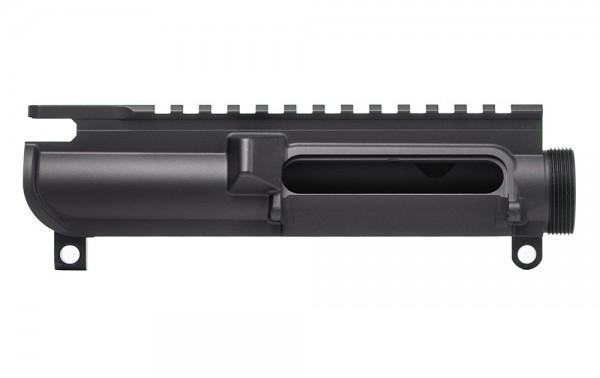 AERO PRECISION AR15 Stripped Upper Receiver, No Forward Assist Black T-Marked