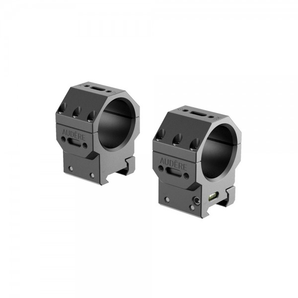 AUDERE Adversus™ Gen2 Scope Rings Ø34 H34