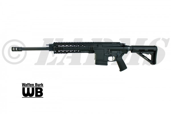 BURK BR-10 TR Sniper Rifle 18'' .308 WIN