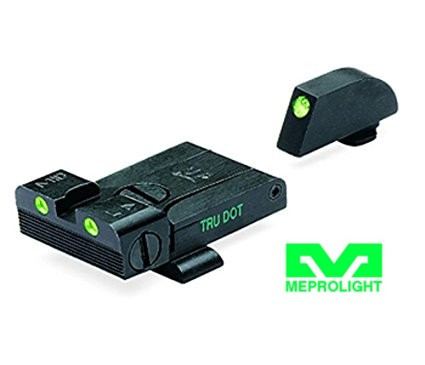 MEPROLIGHT TRU-DOT Adjustable 17/19/19X/20/21/22/23/34/35/45 SD-Visierung
