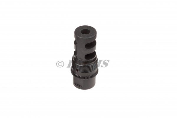 ASE-UTRA BORE-LOCK .223 SD-Mündungsbremse M15x1 Steyr