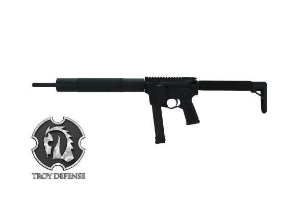 TROY DEFENSE AR-15 M5 9X19 PCC Ultra Lightweight 16,75''