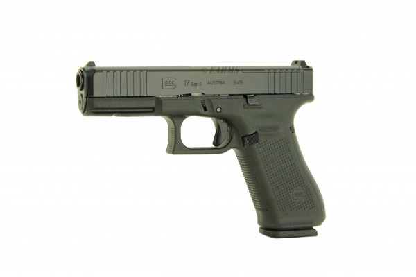 GLOCK 17 GEN5 FS MOS 9mm Luger