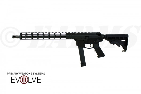 PRIMARY WEAPONS SYSTEMS PCC-9 Rifle 16''