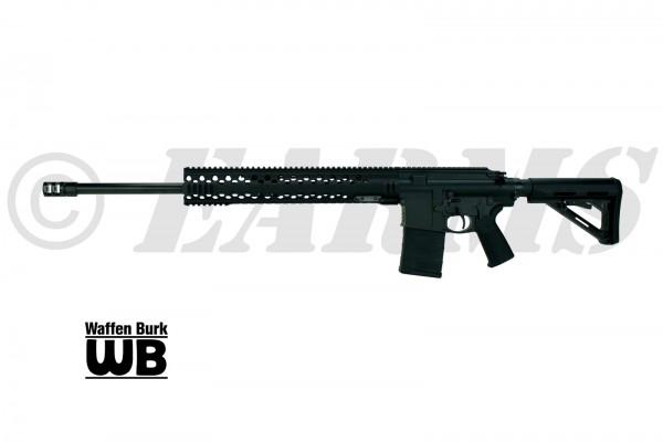 BURK BR-10 TR Sniper Rifle 24'' 6,5 Creedmoor