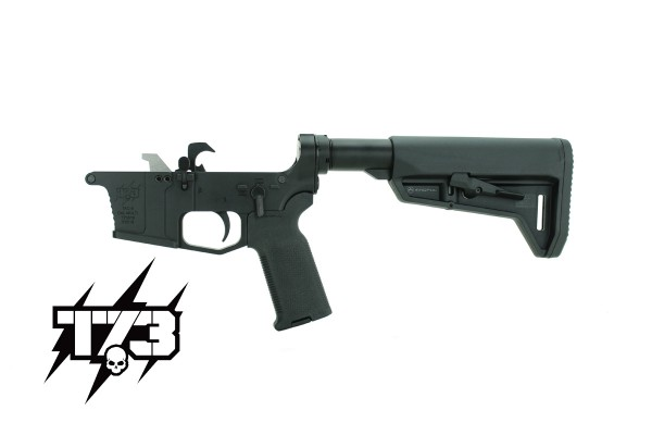 TACTICAL 73 AR-15 9mm PCC GLOCK® Lower