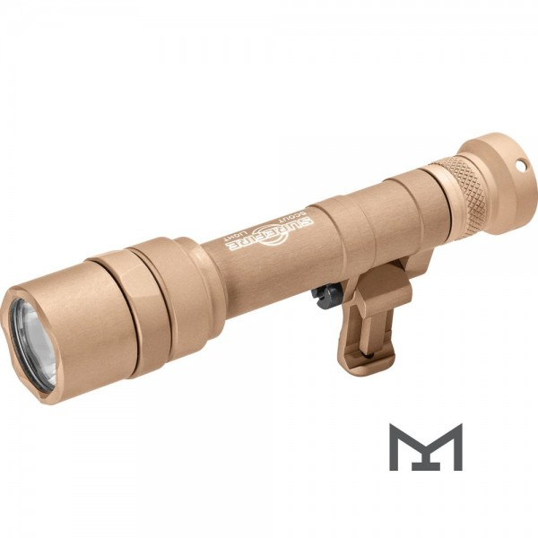 SUREFIRE M640U-TN-PRO SCOUT LIGHT® PRO 6-Volt Ultra-High-Output LED w/ Z68 Tailcap