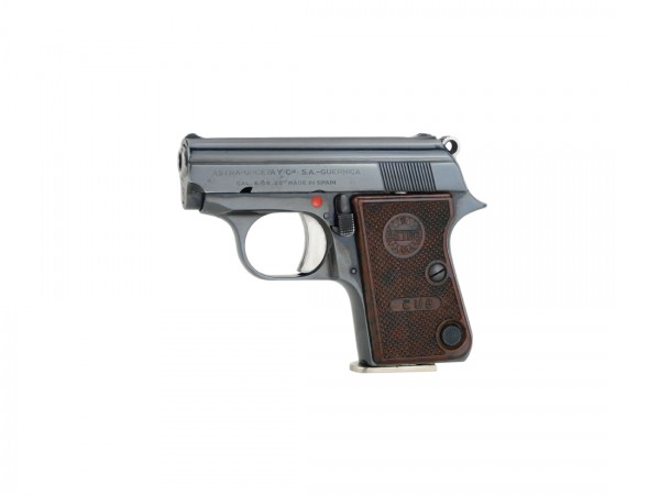 ASTRA M2000 CUB 6,35 Browning/.25 Auto