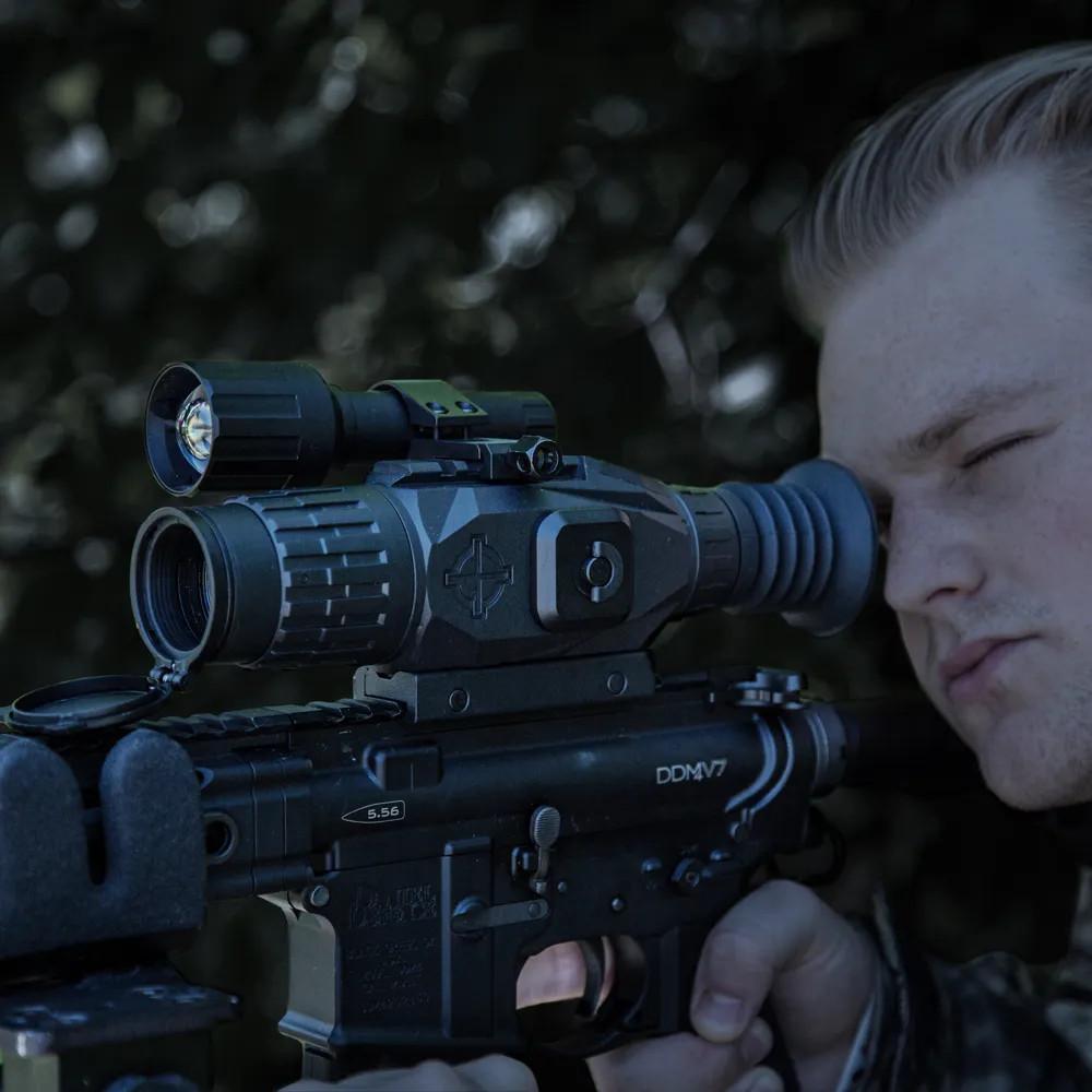 SIGHTMARK-Wraith-HD-2-16x28-Digital-Night-Vision-Riflescope-Nachtsicht-Zielfernrohr-SM18021