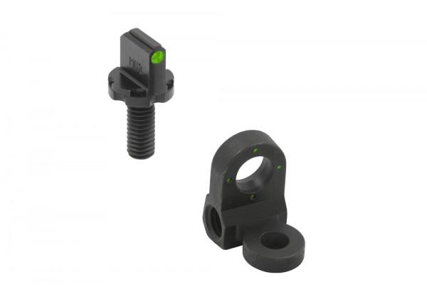 MEPRO 4-Rear Dot™ M16/AR-15 Tritium A1/A2 Sight SET