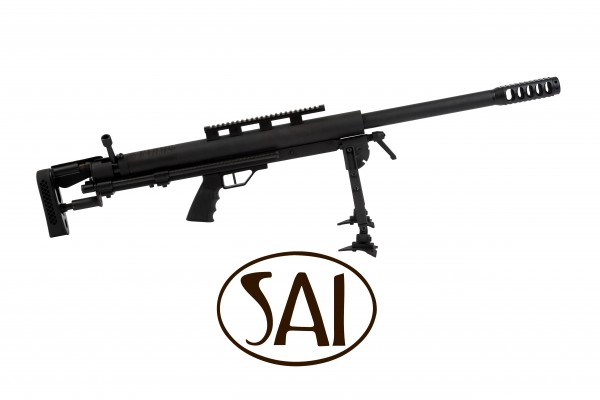 SAI CSR-38 COUNTER SNIPER RIFLE .338 LAPUA MAG