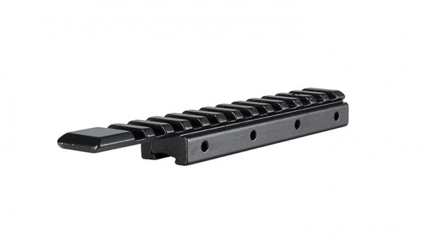HAWKE 9-11mm auf Picatinny / Weaverschiene Adapter