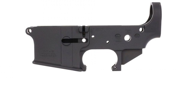 """ANDERSON AR15 M4 MIL-SPEC Lower Open Stripped """" GHOST """""""