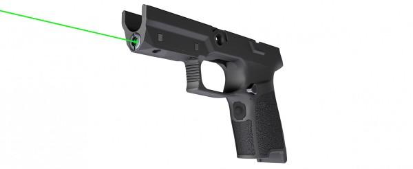 SIG SAUER LIMA 5 P320 P250 Green Laser Griffstück